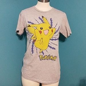 Pikachu Pokemon shirt